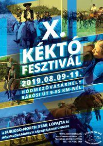 X. JUBILEUMI Kéktó Fesztivál