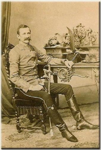 Gróf Palffy Móric altábornagy